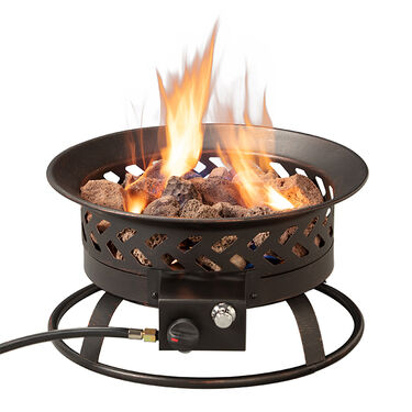 Mr. Bar-B-Q Portable Outdoor Firepit