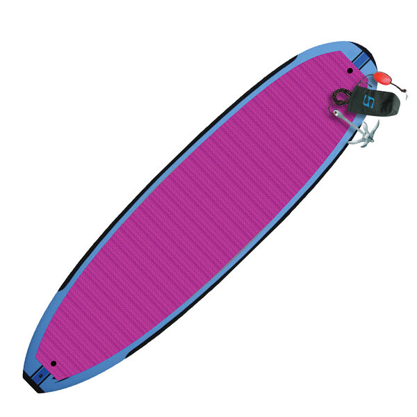 SurfStow Stand-Up Paddleboard Yoga Mat And Anchor