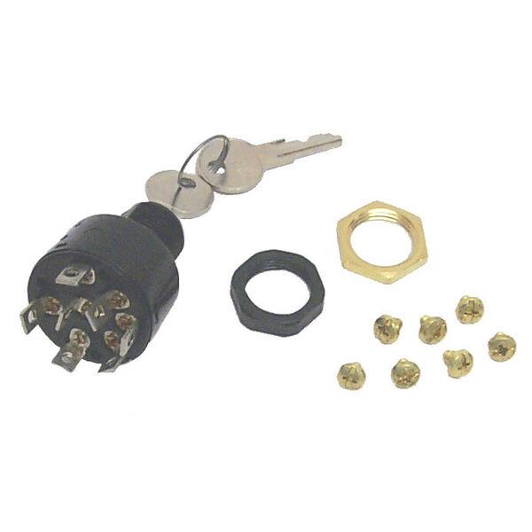 Sierra 4-Position Ignition Switch, Sierra Part #MP41010