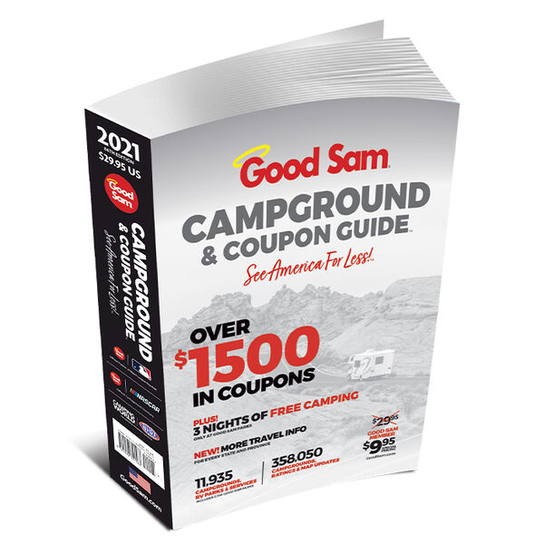 2021 Good Sam Campground & Coupon Guide