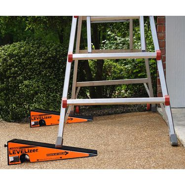Ladder Levelizer