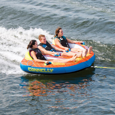 Connelly Triple Threat 3-Person Towable Tube