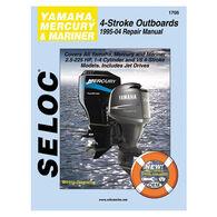 Seloc Marine Outboard Repair Manuals for Yamaha '95 - '04