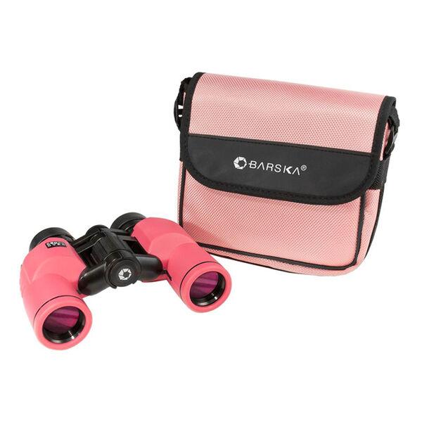 Barska 8x30mm WP Crossover Pink Binocular