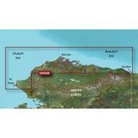 Garmin BlueChart g2 Vision HD Cartography, North Slope Alaska