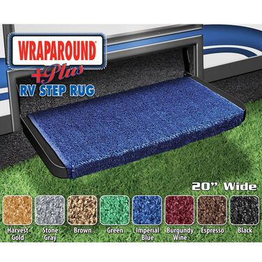 Wraparound Plus RV Step Rug