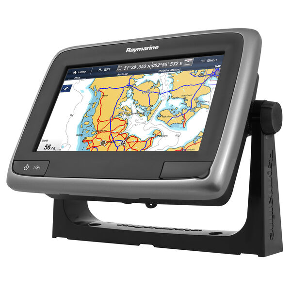 """Raymarine a67 5.7"""" MFD Touchscreen Display With Wifi, Sonar, And Gold Chart"""