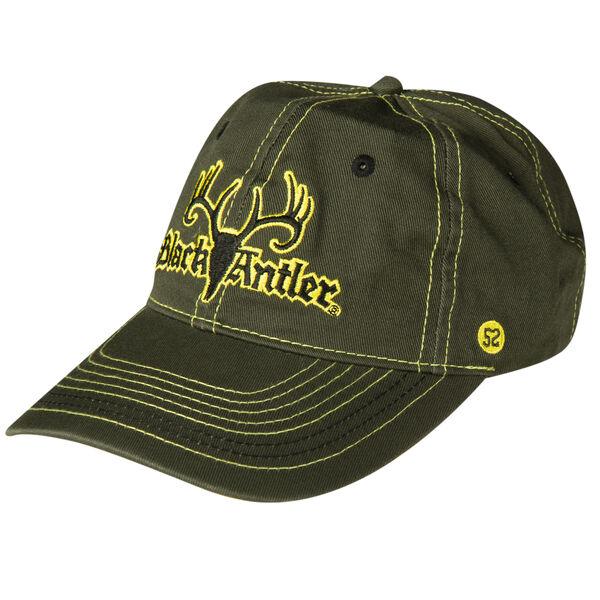 Black Antler Men's Electric Logo Cap