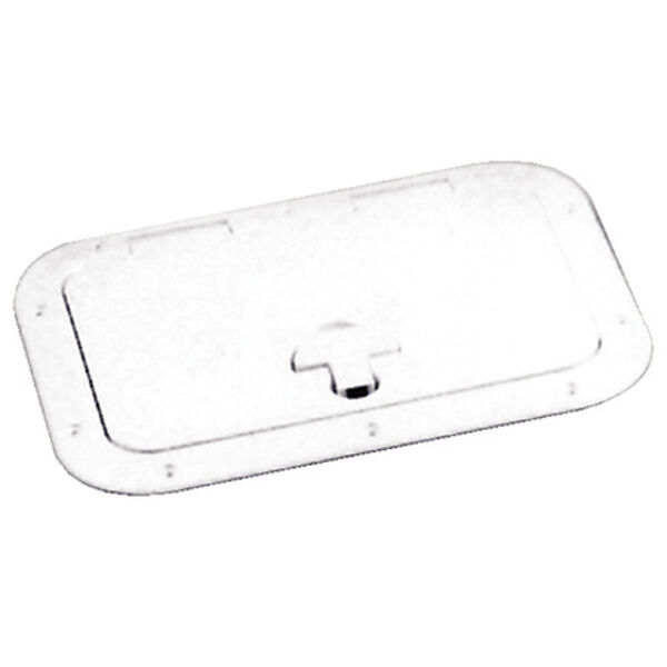 """Bomar Inspection Hatch, 9-3/4"""" x 26-3/4"""" Opening"""