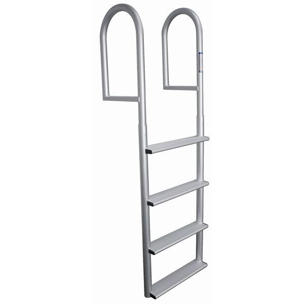Dockmate Stationary Wide-Step Dock Ladder, 5-Step