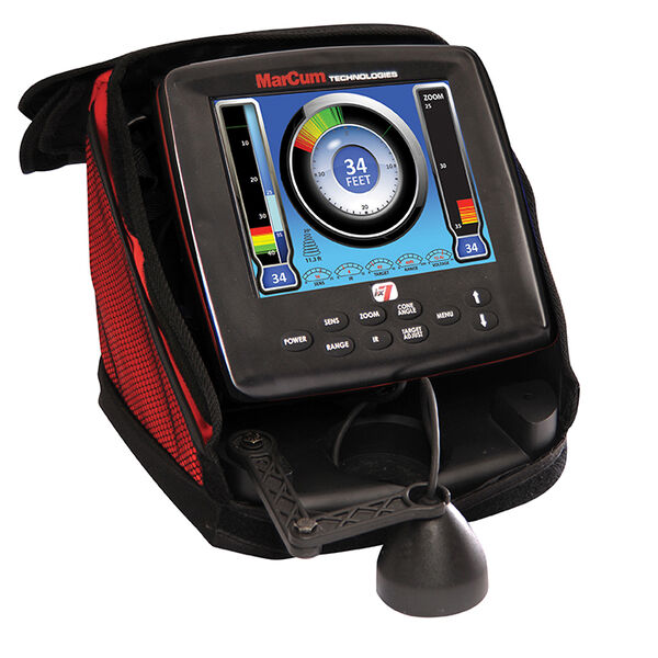 MarCum LX-7L Sonar Flasher System with Lithium Battery