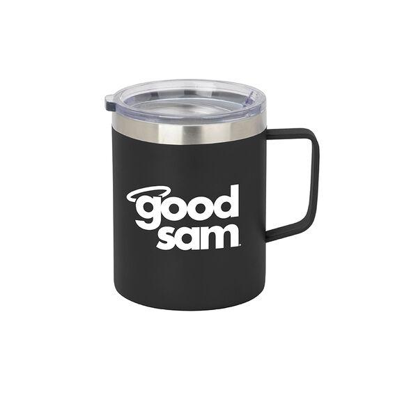 Good Sam 12-oz. Stainless Steel Coffee Mug, Black