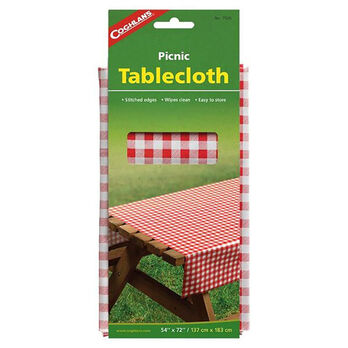 Coghlan's Camp Tablecloth