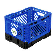 GRIP Collapsible Smart Crate, Blue