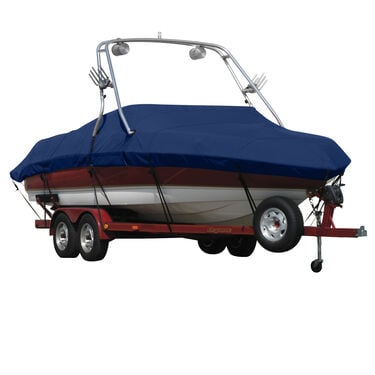 Exact Fit Covermate Sunbrella Boat Cover For CENTURION CYCLONE V-DR w/PROFLIGHT SWOOP TOWER Doesn t COVERS SWIM PLATFORM