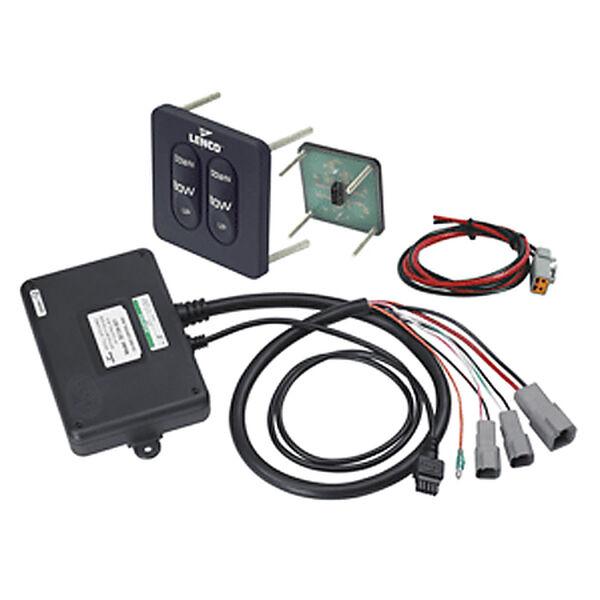 Lenco Standard Trim Tab Tactile Switch Kit