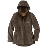 Carhartt Women's Rugged Flex Canvas Coat