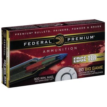 Federal Premium Edge TLR Rifle Ammunition, .300 Win Mag, 200-gr.
