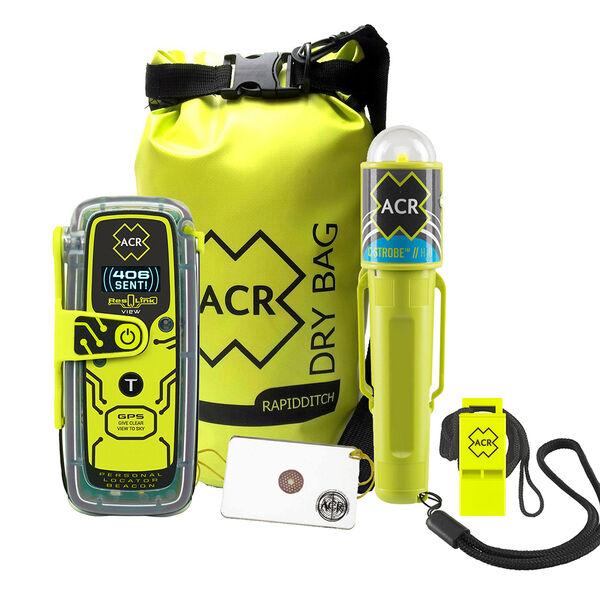 ACR ResQLink; View 425 Survival Kit