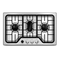Furrion RV Chef Collection Gas Cooktop, Stainless Steel