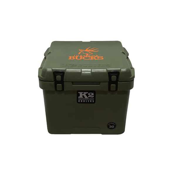K2 Summit 30 Quart Cooler, Just For Bucks Edition