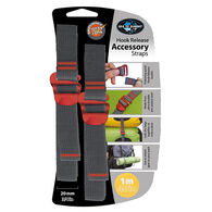 Sea To Summit Accessory Straps with Hook Release, 40""