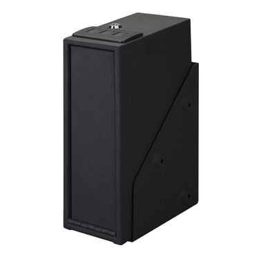 Stack-On Quick Access Single Pistol Electronic Gun Safe