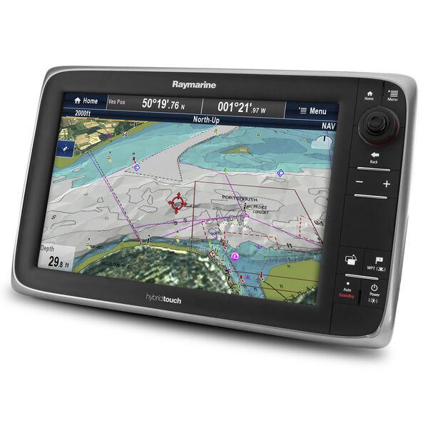 Raymarine e125 Multifunction Display - US Coastal Charts