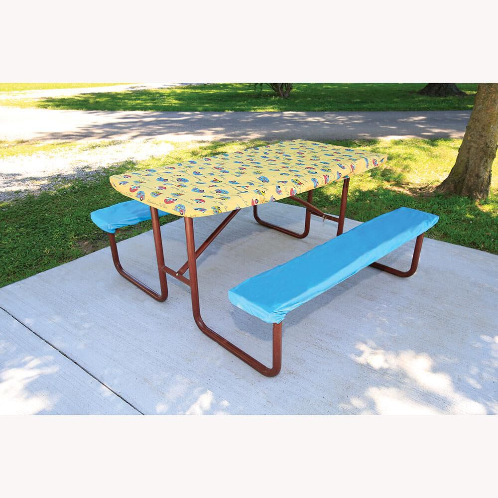& Adventurer Picnic Table Cover   Camping World