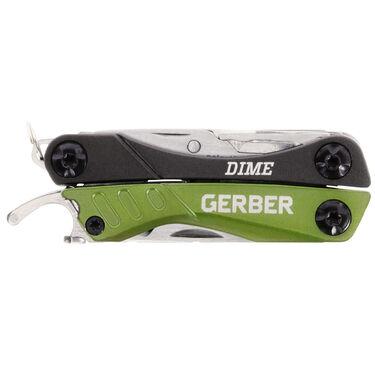 Gerber Dime Multi-Tool, Green
