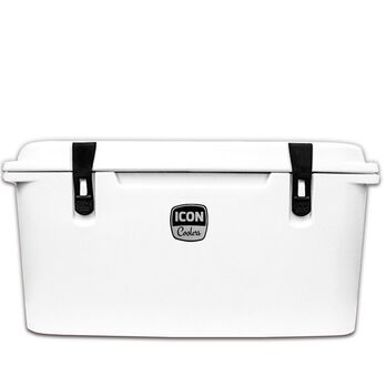 ICON 75, Rotomolded Cooler, Bonefish White, 75 Quart