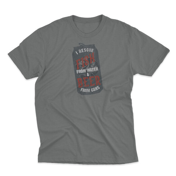 Fin Fighter Men's Rescue Short-Sleeve Tee
