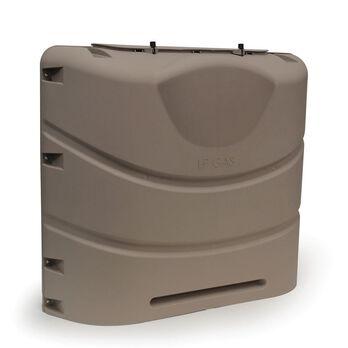 Propane Tank Cover, Bronze (Fits 30 lb. Steel Double Tank)