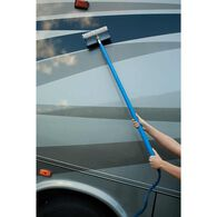 Adjust-a-Brush Quik Connect System, 4-8' Padded Pole with All About Wash Brush