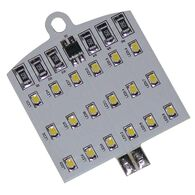 LED Replacement Bulb, 18 Watt, Daylight White, 6 Pack