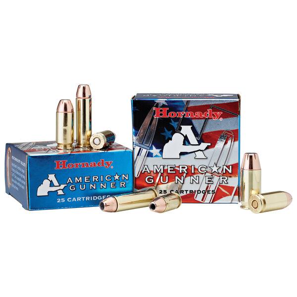 Hornady American Gunner XTP Handgun Ammunition, .357 Mag.