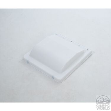 Universal Vent Lid, White