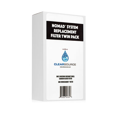 Clearsource Nomad Replacement Filter Twin Pack