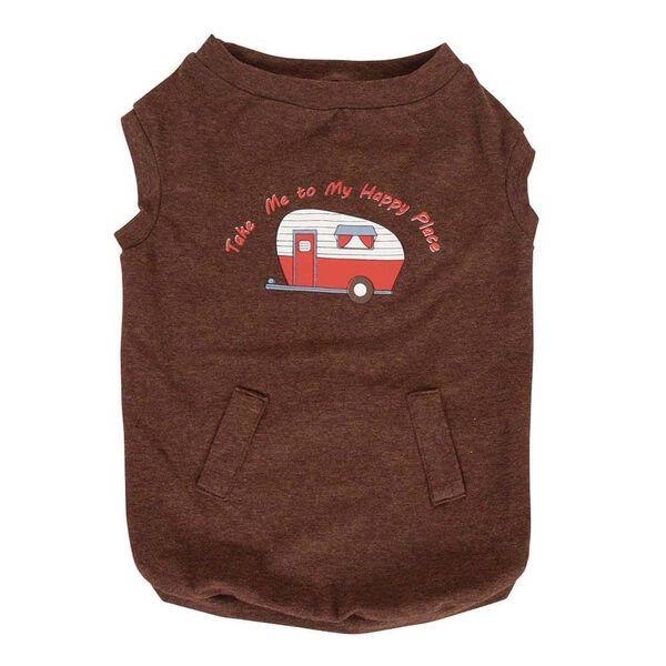 Happy Camper Pet Tee Shirt