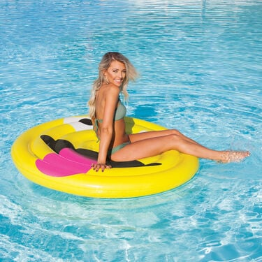 Sportsstuff Emoji With Tongue Out Pool Float