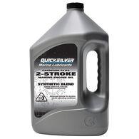 Quicksilver Premium Plus TC-W3 2-Stroke Engine Oil, Gallon