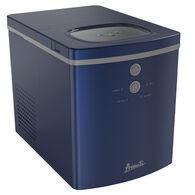 Avanti Portable Countertop Ice Maker, Dark Blue