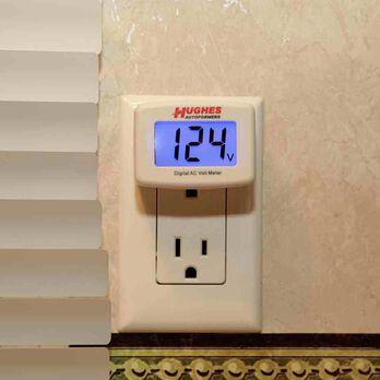 Digital Voltage Reader