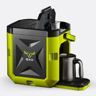 Coffeeboxx Single Serve Camping Coffee Maker in Green