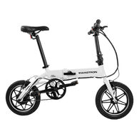 Swagtron EB-5 E-Bike, White