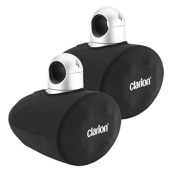 Clarion Neoprene Speaker Covers For CM7123T Tower Speakers