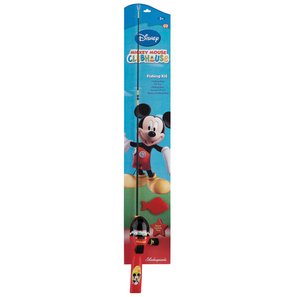 Shakespeare Mickey Mouse Fishing Kit