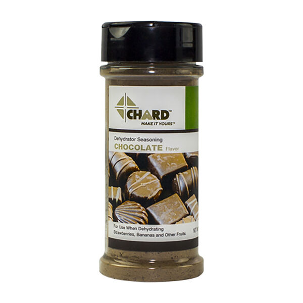 Chard Chocolate Dehydrator Seasoning