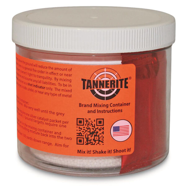 Tannerite Exploding Rifle Targets, Single 1-lb. Target