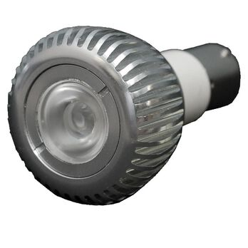 LED Directional Reading bulb with a Single High Intensity LED chip